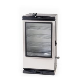 Save $80 on a digital electric smoker