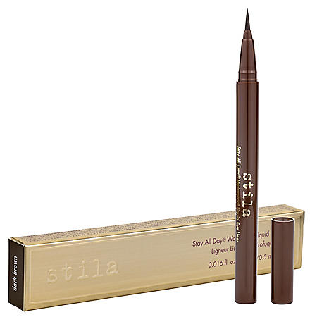 Stila Stay All Day Waterproof Liquid Eye Liner,  Dark Brown