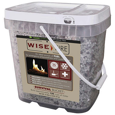 WiseFire Fuel - 6.5 lbs.