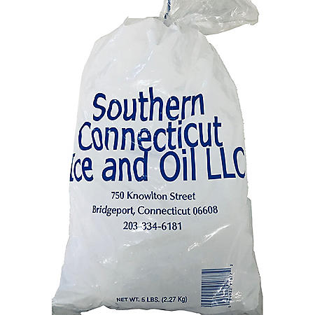 Southern Connecticut Ice, Bagged Ice (5 lbs., 7 ct.)
