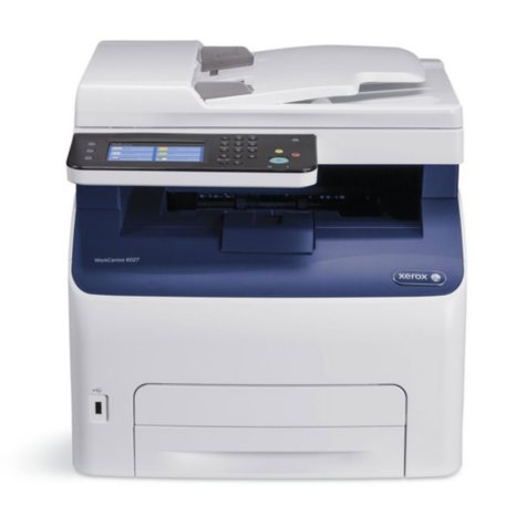 Xerox WorkCentre 6027/NI Color LED All-in-One Printer
