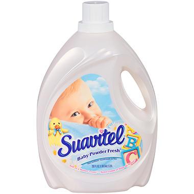 Suavitel Baby Powder Fresh Fabric Conditioner 200 Fl Oz
