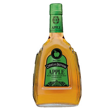 Christian Brother Apple Brandy (750 ml)