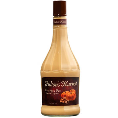 Fulton's Harvest Pumpkin Pie Cream Liqueur (750 ml)