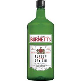Burnett's Gin (1.75 L)