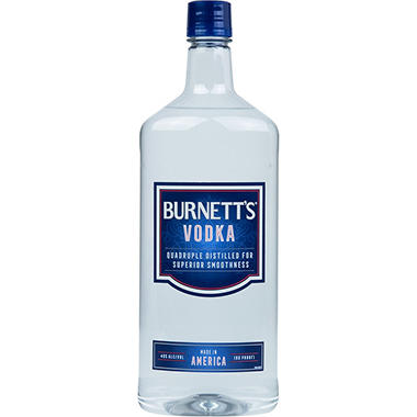 Burnett's Vodka (1.75 L)