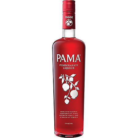 PAMA Pomegranate Liqueur (750ML)