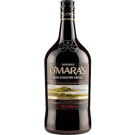 O'Mara's Irish Country Cream Liqueur (1.5 L)