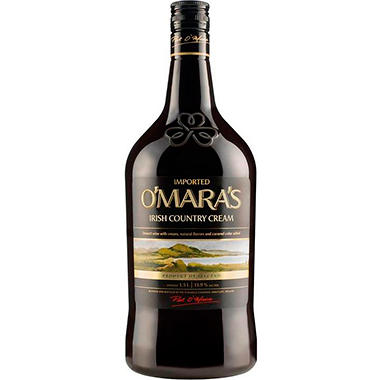 O'Mara's Irish Country Cream Liqueur (1.5 L)