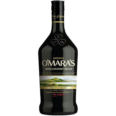 O'Mara's Irish Country Cream Liqueur (750ML)