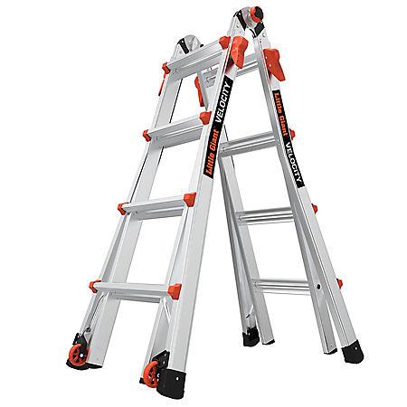 Little Giant Ladder Velocity Model 17 Multi-Use Ladder Type 1A