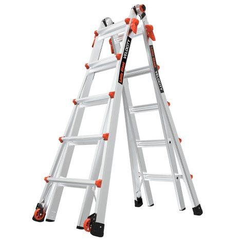 Little Giant Ladder Velocity Model 22 Multi-Use Ladder Type 1A