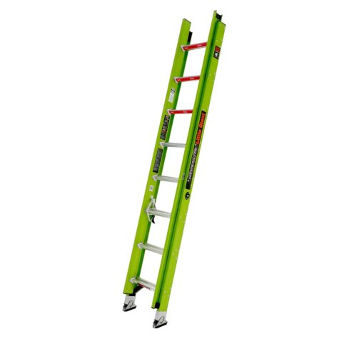 Little Giant Ladder Systems HyperLite 16' Fiberglass Extension Ladder