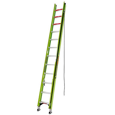 Little Giant Ladder Systems HyperLite 24' Fiberglass Extension Ladder