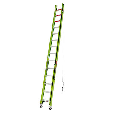Little Giant Ladder Systems HyperLite 28' Fiberglass Extension Ladder