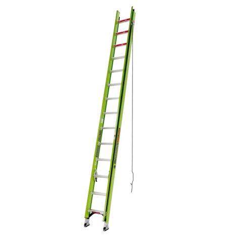 Little Giant Ladder Systems HyperLite 28' Fiberglass Extension Ladder