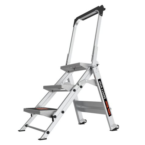 Little Giant Ladder Safety Step 3-Step