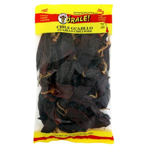 Orale! Guajillo Peppers (12 oz.)