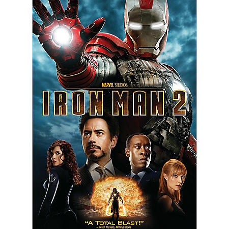 IRON MAN 2 SEPT $13 DVD/BD
