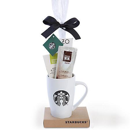 Starbucks Sips Of Joy Gift Set
