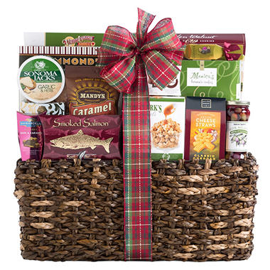 The Connoisseur Gift Basket