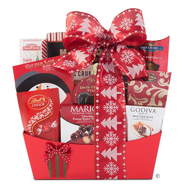 Saint Nick's Holiday Gift Tray