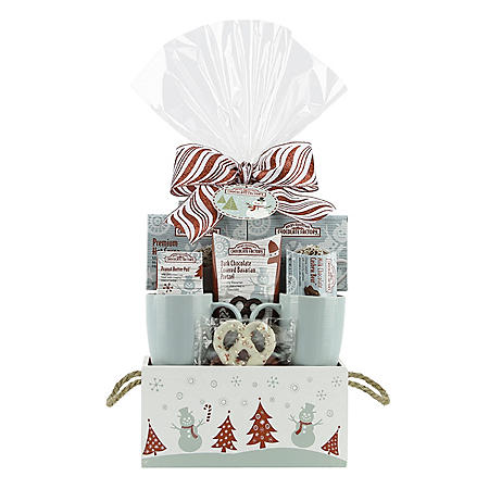 Rocky Mountain Chocolate Factory Gift Basket