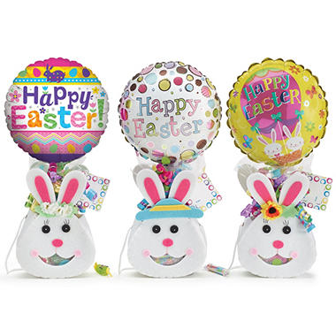 Easter Rabbit Candy Gift (9 ct.)