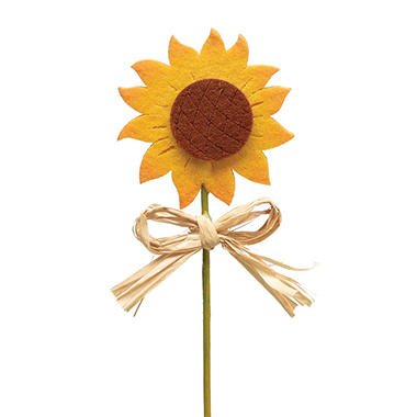 Sunflower Picks (24 ct.)