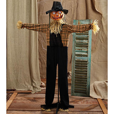 Animated scarecrow sam 39 s club for Animated scarecrow decoration