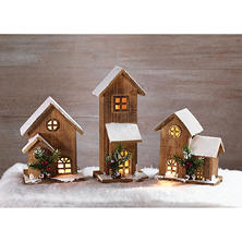 Holiday Homes Decor