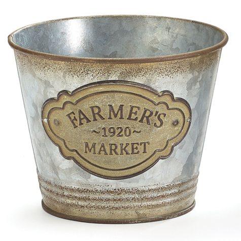 Farmer's Market Pot (6 pk., 4 in. ea.)