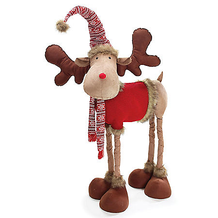 "64"" Standing Moose"