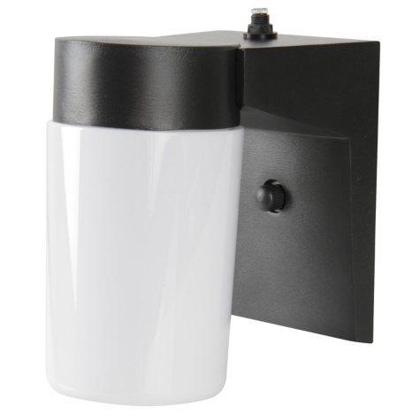 Luminance LED Cylinder Porch Fixture