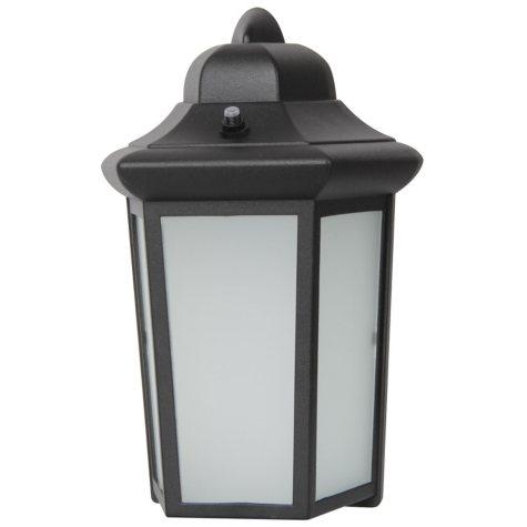 Luminance LED Wall Lantern Fixture
