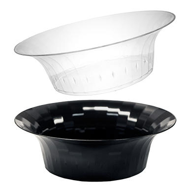Party Essentials Deluxe Plastic Bowls, 10 oz., Select Color (240 ct.)