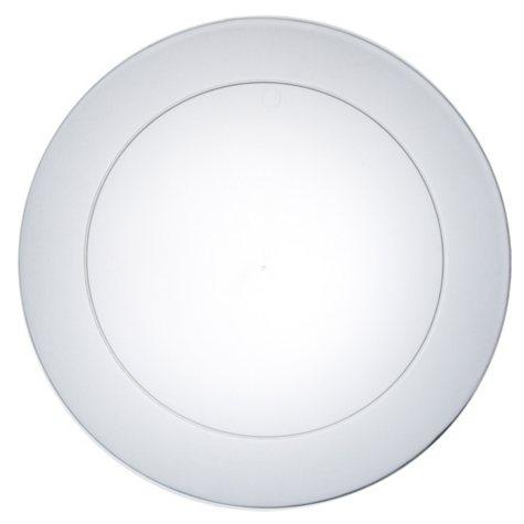 "Party Essentials Plastic Party Plates, 7.5"" (360 ct.)"