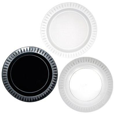 Party Essentials Elegance Plastic Plates 10.25  Select Color (168 ...  sc 1 st  Samu0027s Club & Disposable Plates - Samu0027s Club