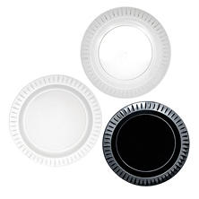 "Party Essentials Elegance Plastic Dessert Plates, 6"" (288 ct.)"