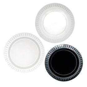 """Party Essentials Elegance Plastic Dessert Plates, 6"""" (288 ct.)"""