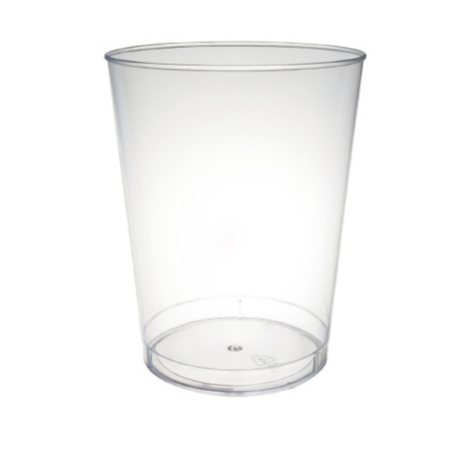 Party Essentials Hard Plastic Tumblers, Select Size (500 ct.)