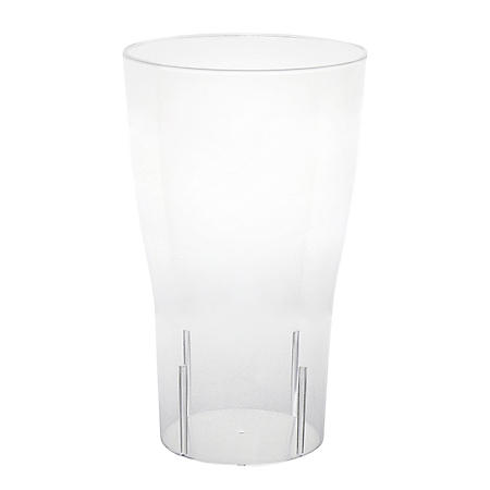 Party Essentials Plastic Pint Glasses, 16 oz, (120 ct.)