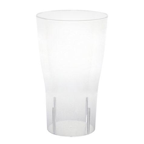 Party Essentials Plastic Pint Glasses, 16 oz, (120 ct.)