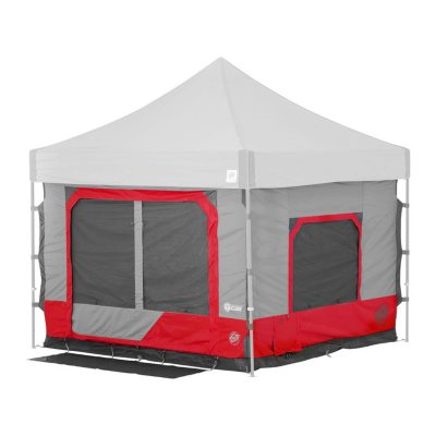 E-Z UP Camping Cube 6.4, Straight Leg with Carry Bag Deals