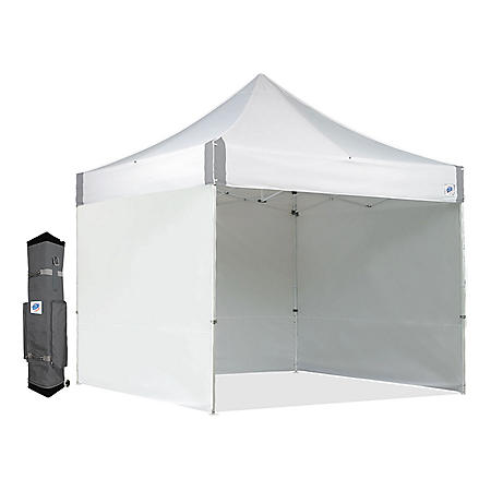 E-Z UP ES100S Shelter Value Pack, 10' x 10'