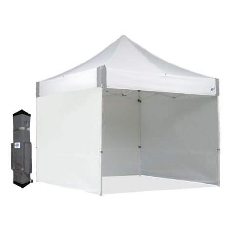 E-Z UP ES100S Shelter Value Pack, 10' x 10'