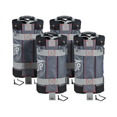 E Z Up Deluxe Weight Bag Set Of 4