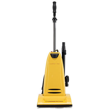 Carpet Pro Heavy-Duty Commercial Upright Vacuum