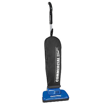 """Pro-Lite Upright Lightweight Commercial Vacuum (12"""", 8 lbs)"""