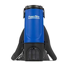 Powr-Flite Backpack Vacuum with Tool Kit (4 qt.)